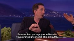 Gad Elmaleh Is The French Coco – CONAN – VOSTFR