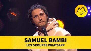 Samuel Bambi – Les groupes WhatsApp